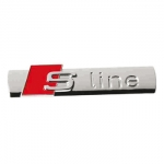 BADGE - AUDI S-LINE SPORT GRILL EMBLEM