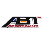 BADGE - AUDI ABT SPORT LINE EMBLEM