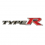 BADGE - HONDA TYPE-R GRILL EMBLEM