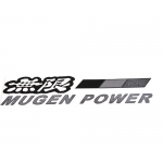 BADGE - MUGEN POWER STICKER