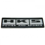 BADGE - HKS POWER SPORT GRILL EMBLEM