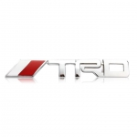 BADGE - TOYOTA TRD RACING GRILL EMBLEM