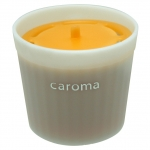 CARALL - CAROMA SOLID VANILLA ORANGE