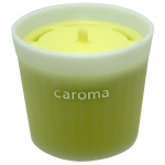 CARALL - CAROMA SOLID LEMON YELLOW