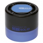 CARMATE - DEO SOLID DEODORANT GEL BLUE (PREMIUM SHAMPOO)