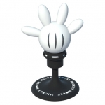 CARMATE - DISNEY MICKEY HAND BLACK (LEMON)