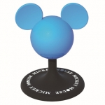 CARMATE - DISNEY MICKEY HEAD BLUE (GREEN APPLE)