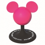 CARMATE - DISNEY MICKEY HEAD PINK (PEACH)