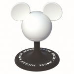 CARMATE - DISNEY MICKEY HEAD WHITE (ORANGE)