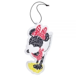 NAPOLEX MICKEY - CAR FRAGRANCE PENDANT LETTER RED