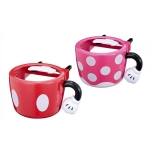 NAPOLEX MICKEY - AC HOLDER PAIR RED PINK