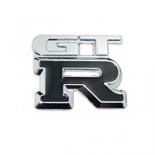 porsche 3d logo emblem sticker front grill badge car