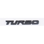 PORSCHE - 3D METAL TURBO EMBLEM BADGE LOGO CAR STYLING REAR TRUNK STICKER