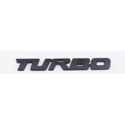 Porsche 3d Metal Turbo Emblem Badge Logo Car Styling