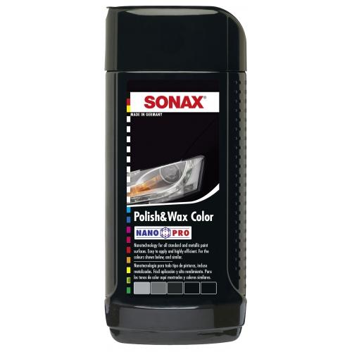sonax polish wax color nano pro dark v spec auto. Black Bedroom Furniture Sets. Home Design Ideas