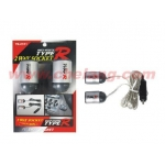 TYPE-R - 2 WAY SOCKET (BLACK)