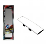 TYPE-R - WIDE CONVEX REAR ROOM MIRROR SILVER (300MM)