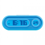 SEIWA - LED DIGITAL CLOCK (BLUE)