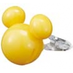 NAPOLEX MICKEY - AIR VENT PERFUME YELLOW